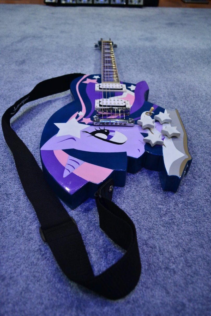 MLP Guitar 3