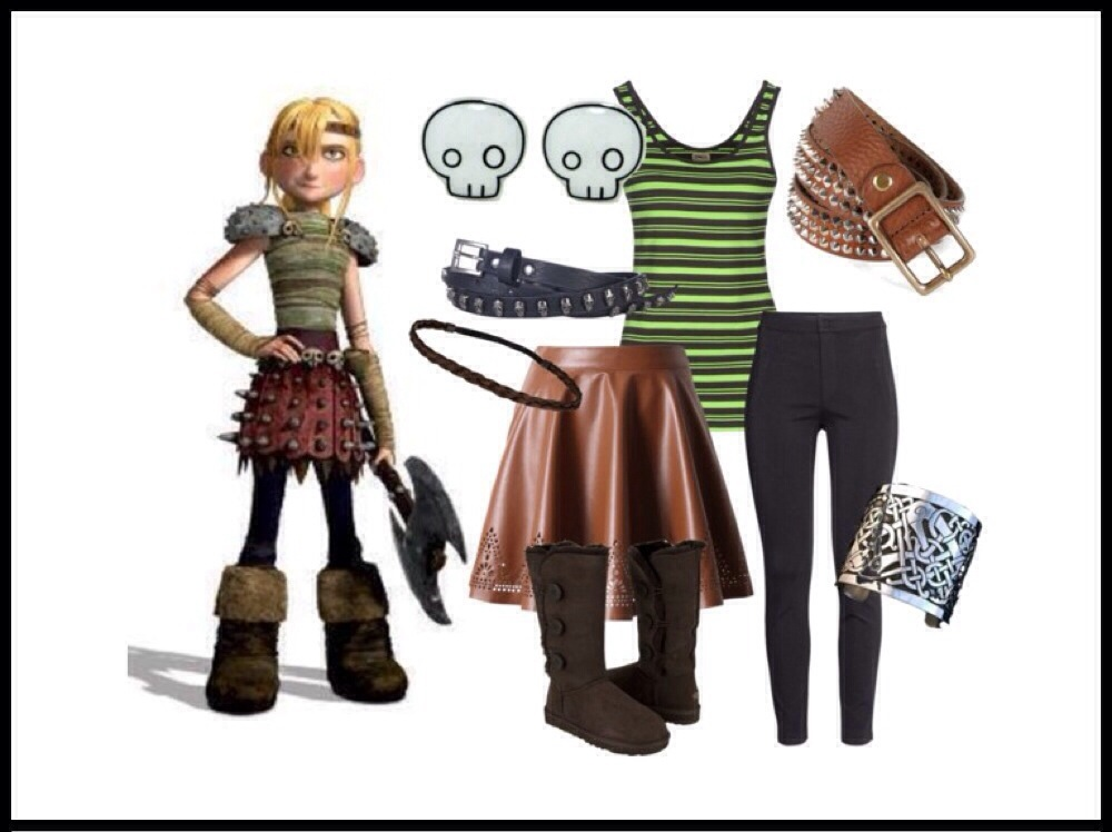 Everyday cosplay astrid hofferson how to train your dragon 20140602 142419g ccuart Image collections