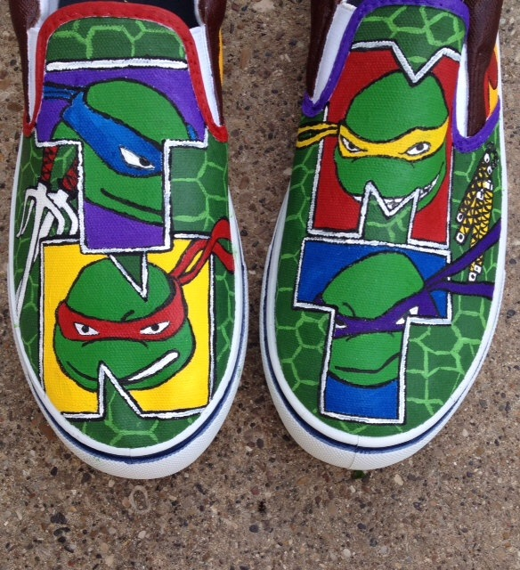 Vans Shoes Scooby Doo