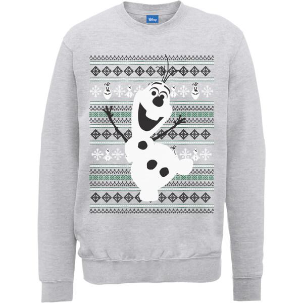 Nerdy Christmas Jumper Olaf