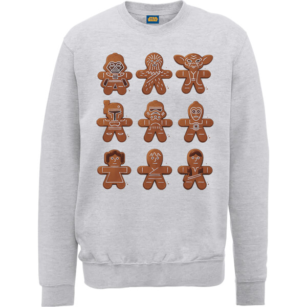 Nerdy Christmas Jumpers Star Wars