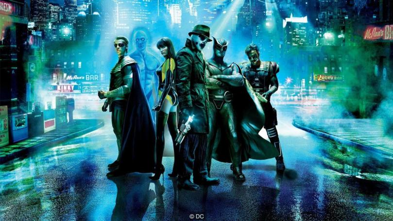 Watchmen TV Series in the Works